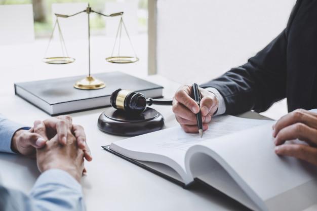 وکالت و امجام امور حقوقی